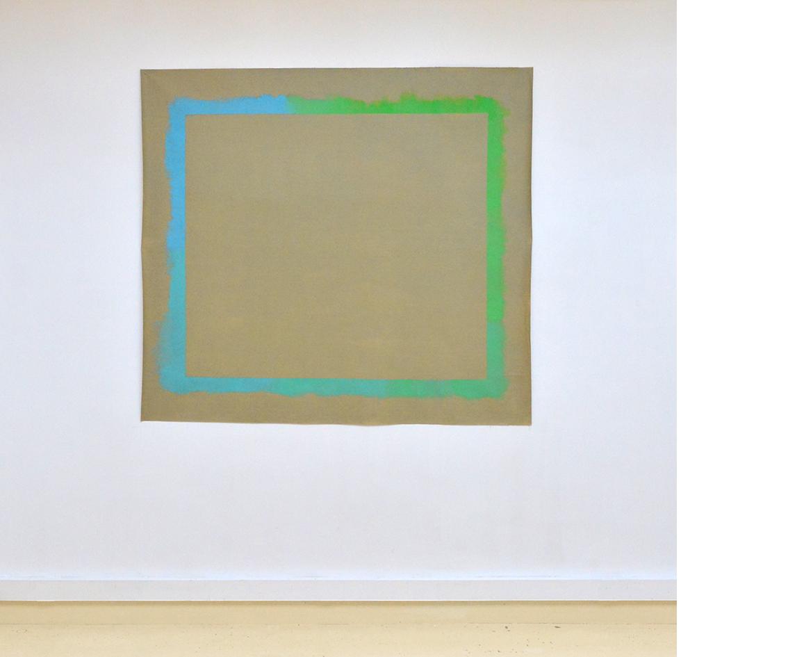 Atelier Commun - <i>Commun (du bleu au vert)</i>  - Agnès Prévost