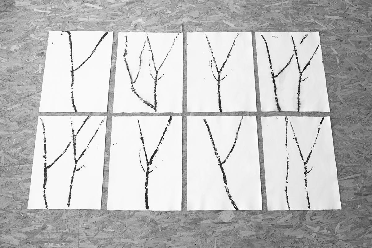 Atelier Y - Y (<i>Intervalles</i>, série) - Agnès Prévost