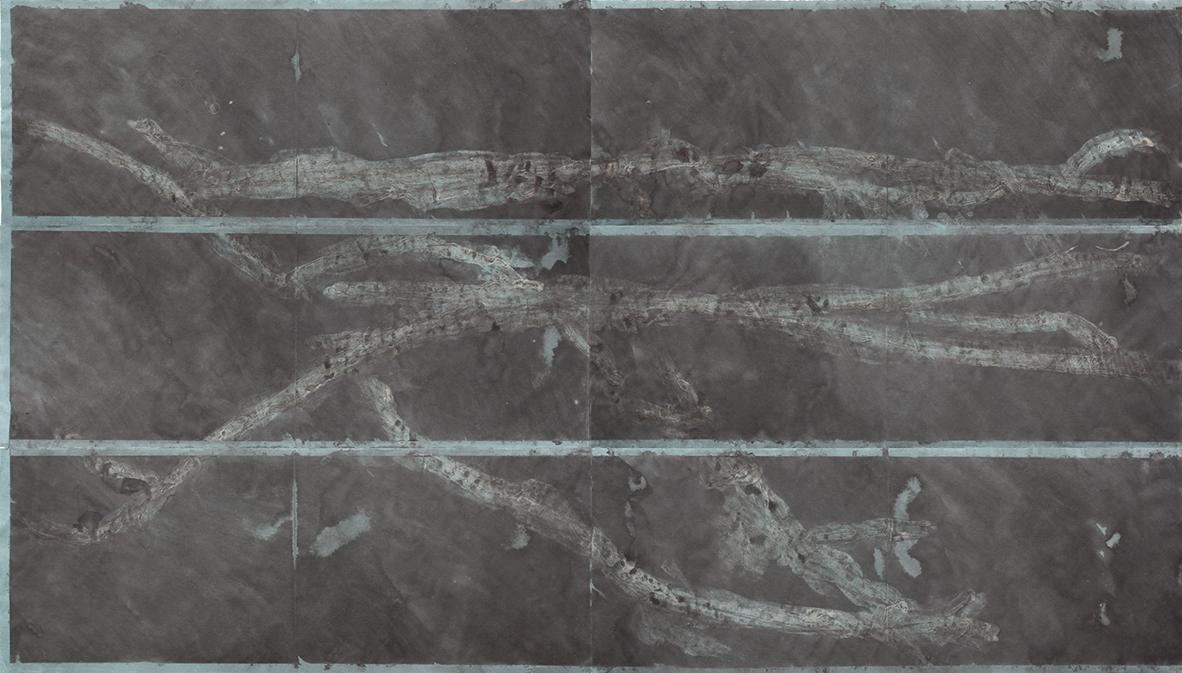 Atelier Dessin invisible - <i>Dessin invisible II</i> - Agnès Prévost
