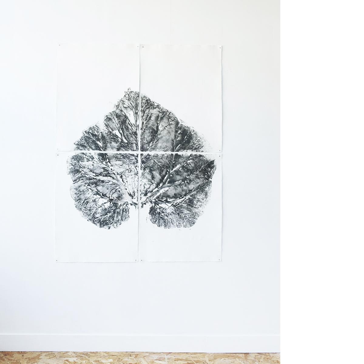 Atelier fragments - fragment III - Agnès Prévost